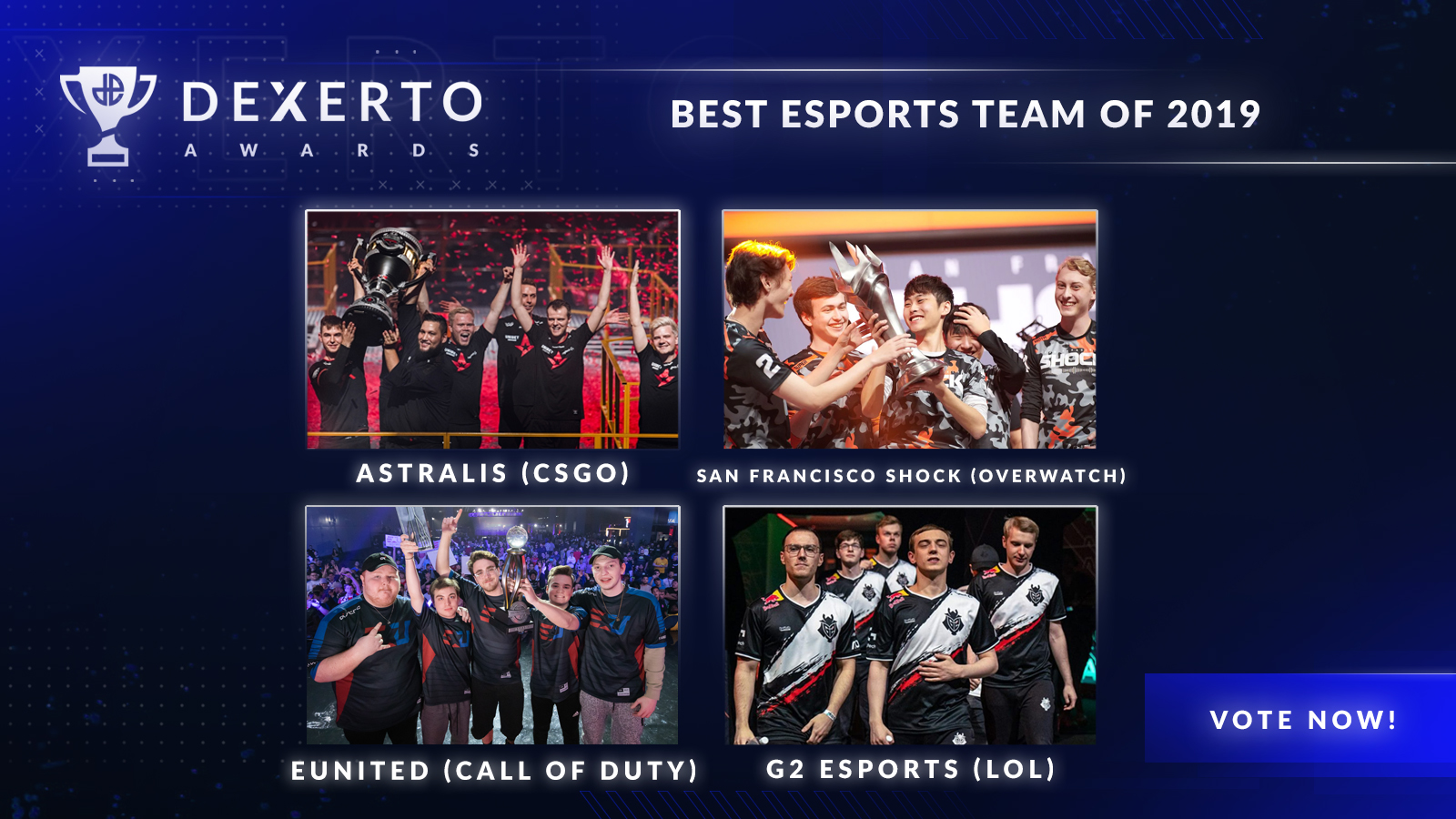 The best esports teams of 2019