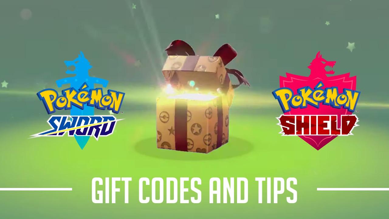 Pokemon Mystery Gifts