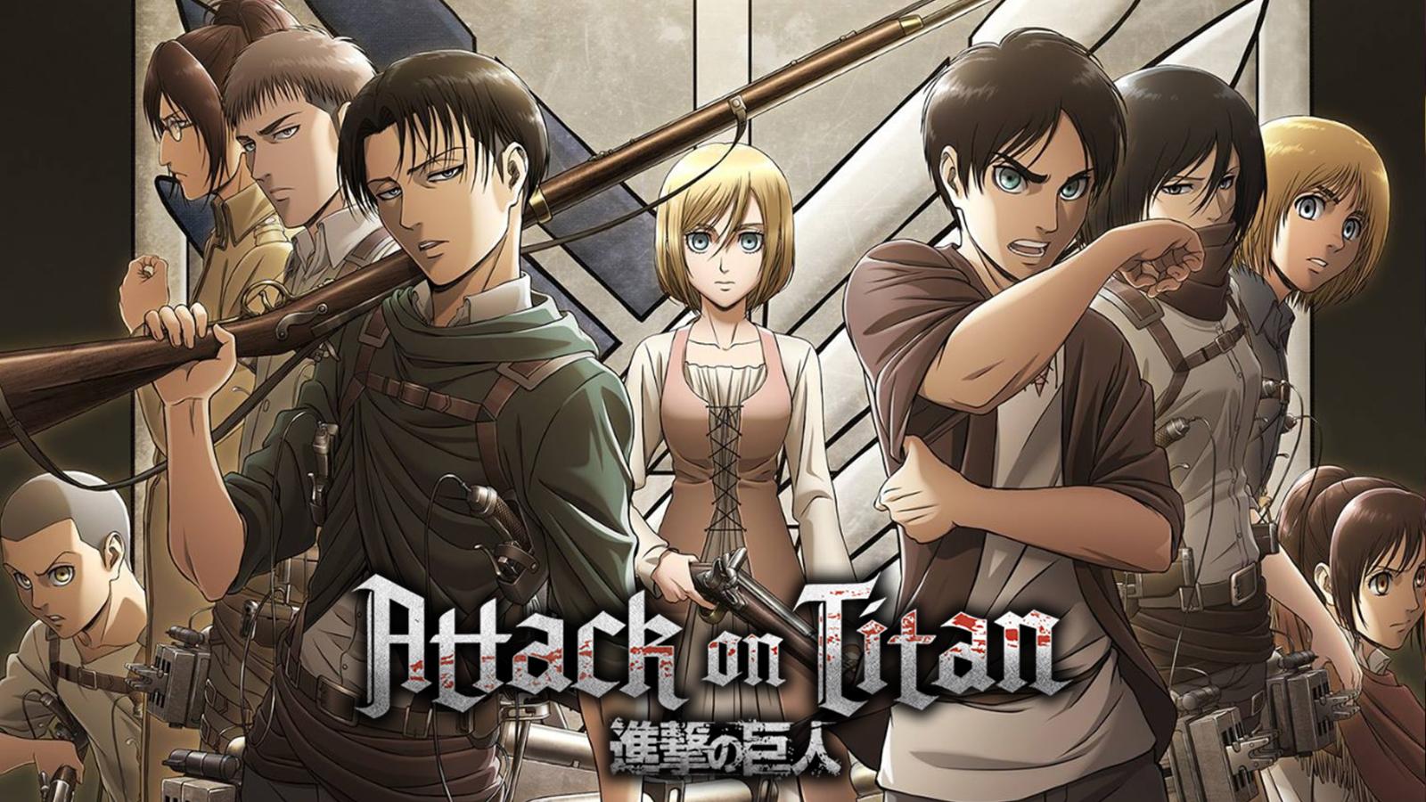 Attack on Titan season 4 trailer poster