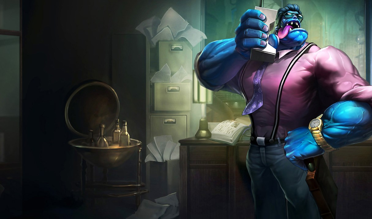 Dr. Mundo is finally set for a League of Legends VGU overhaul, after 11 years on the Rift.