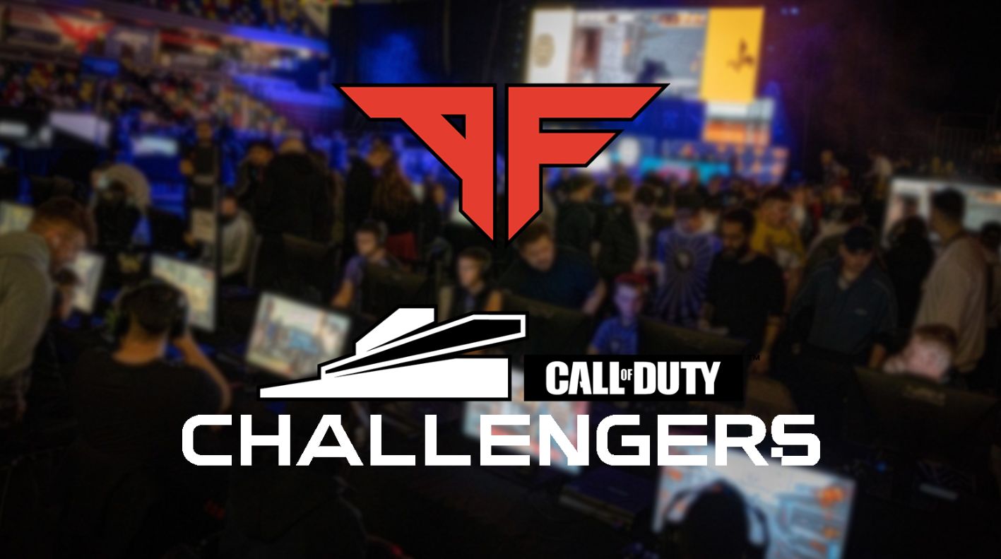 Call of Duty Challengers crowd