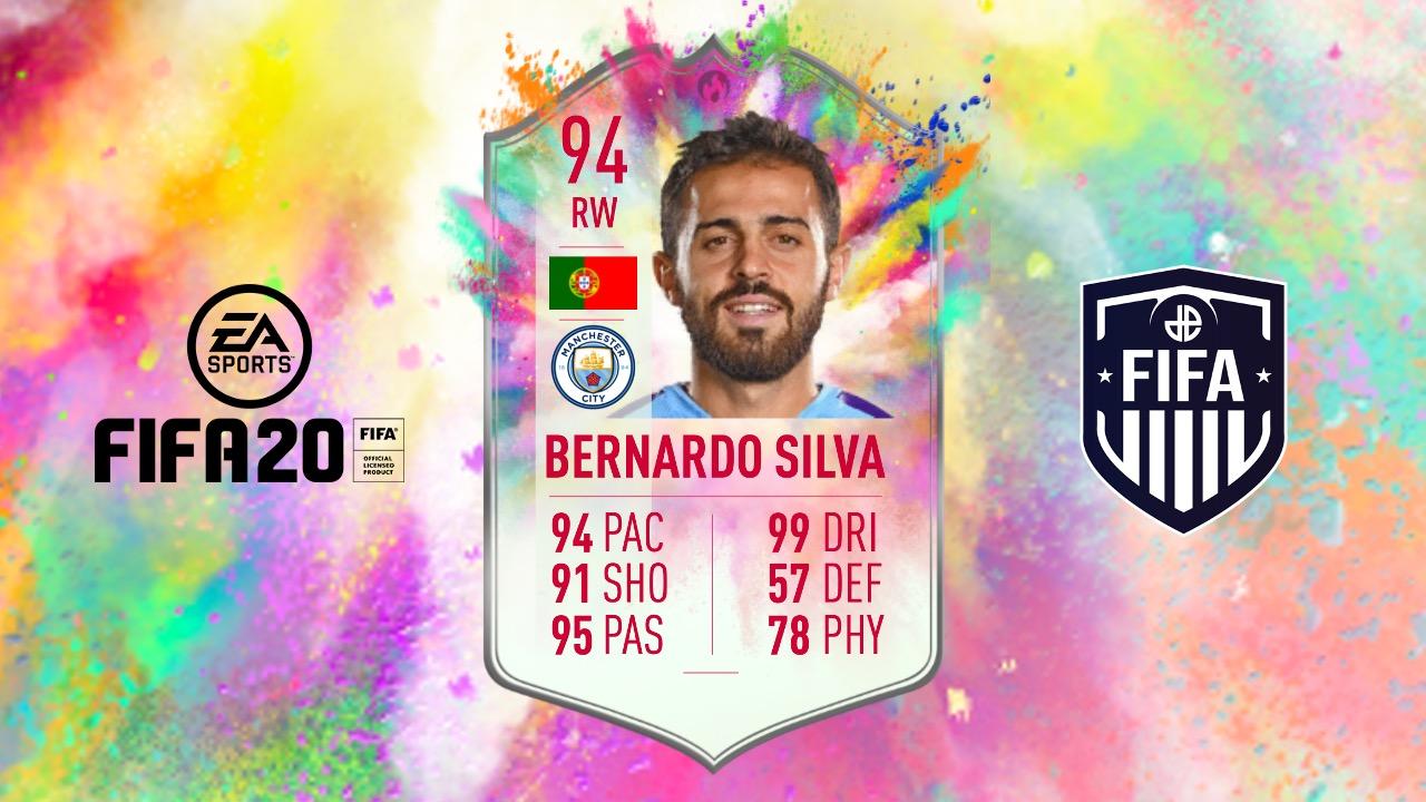 Bernardo Silva SBC Summer Heat