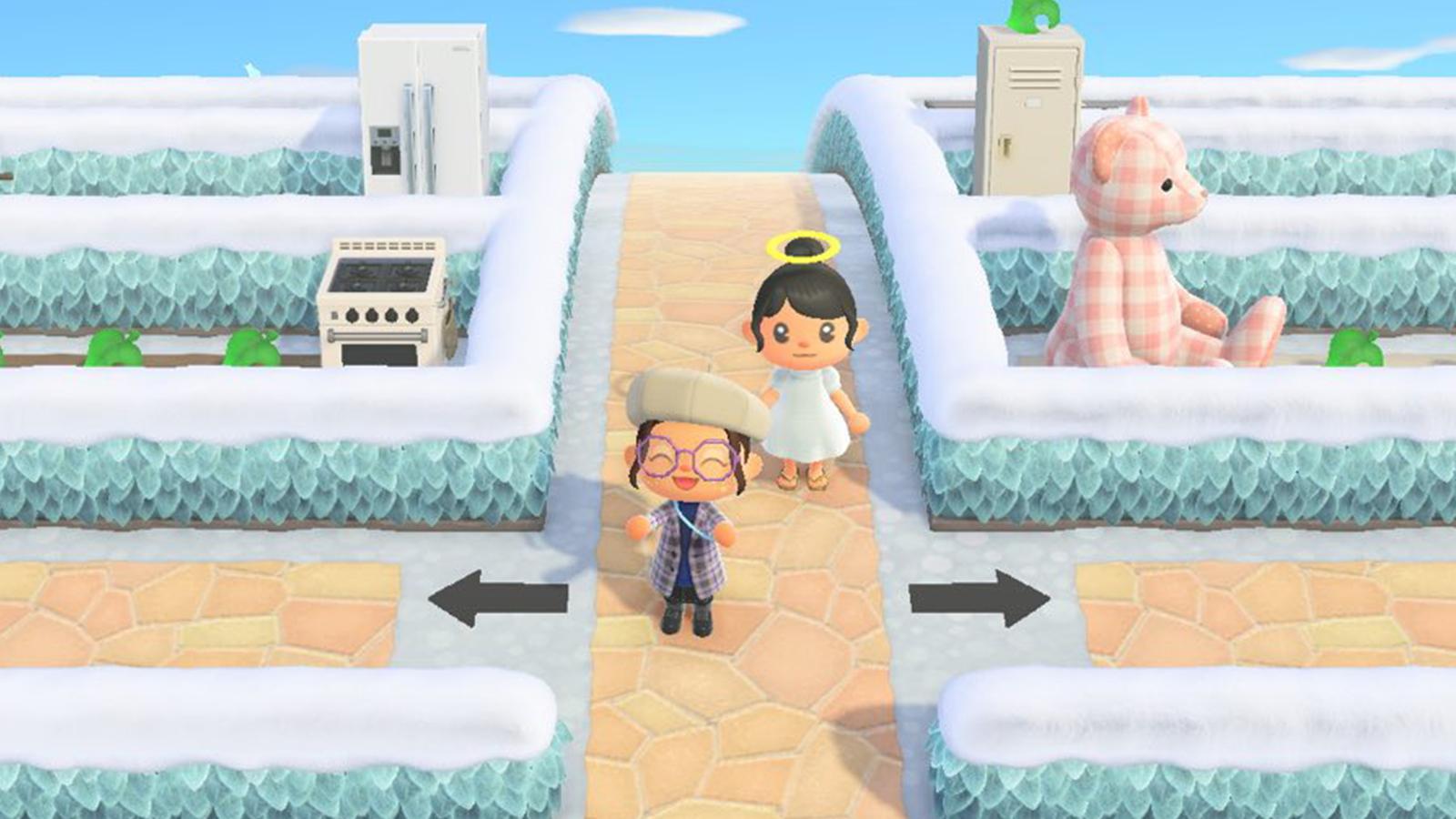 Animal Crossing New Horizons player makes catalog island