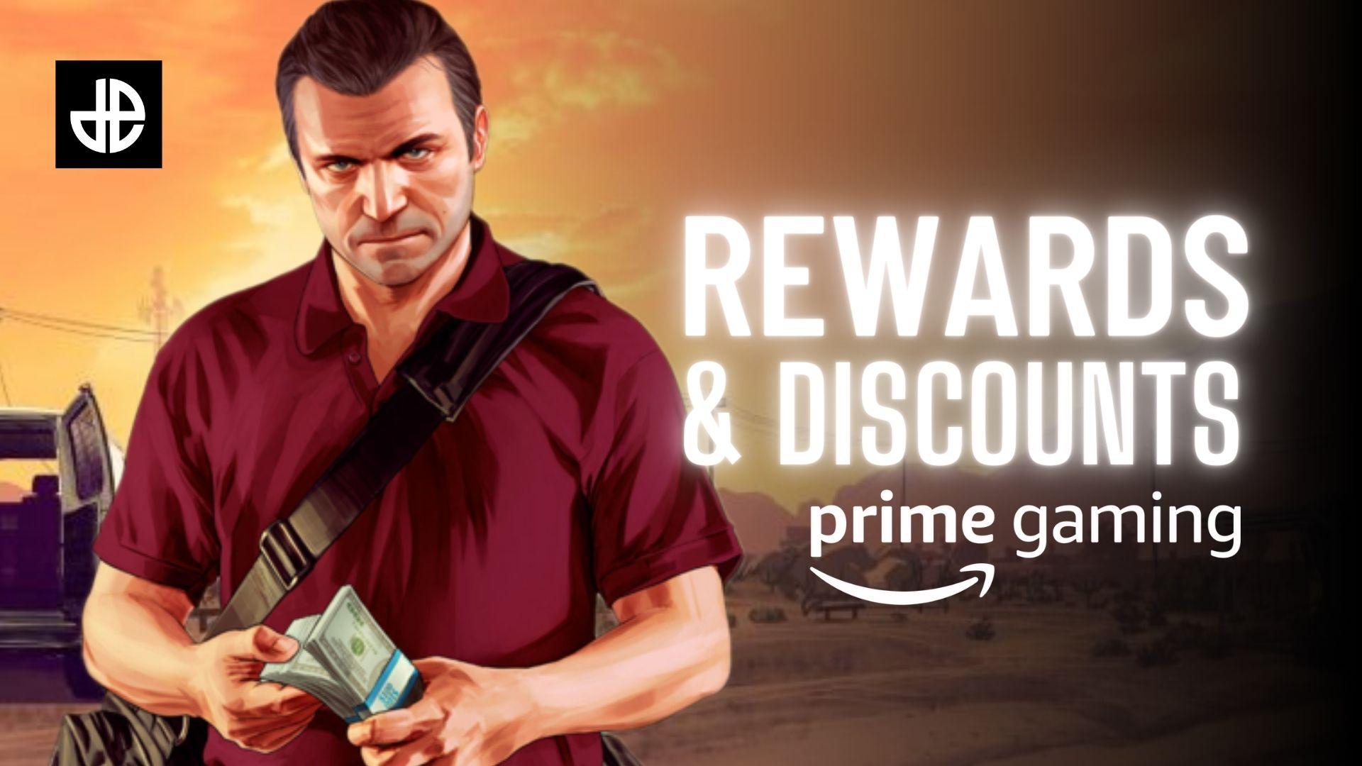 GTA Online Twitch Prime Gaming rewards
