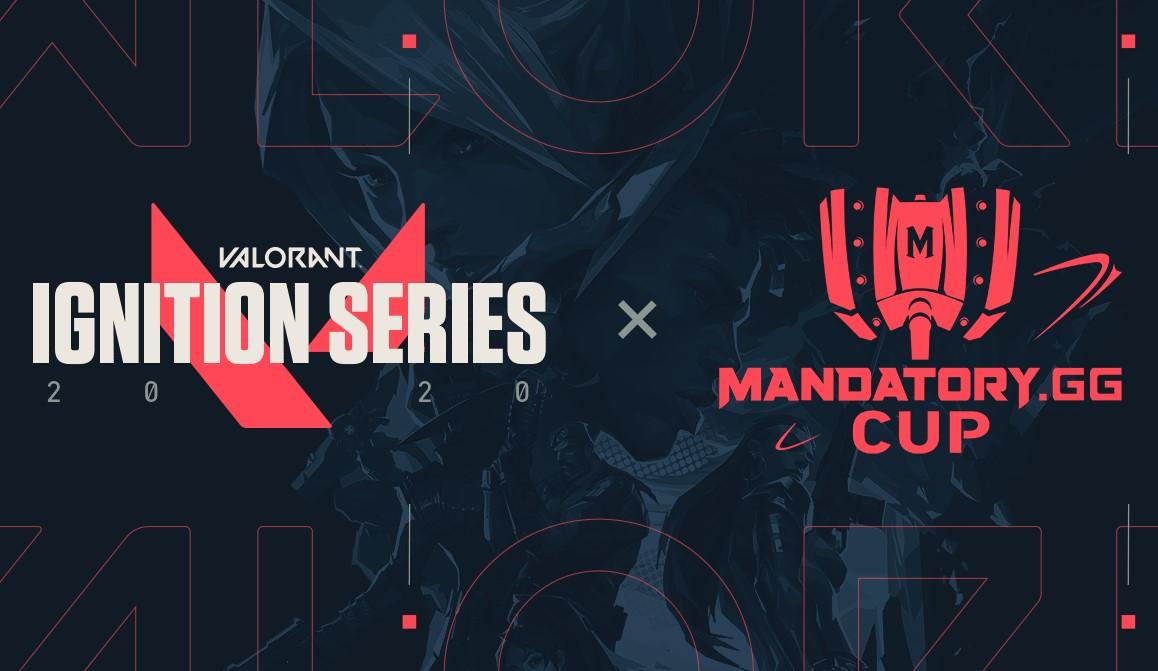 Valorant Mandatory.GG Cup.