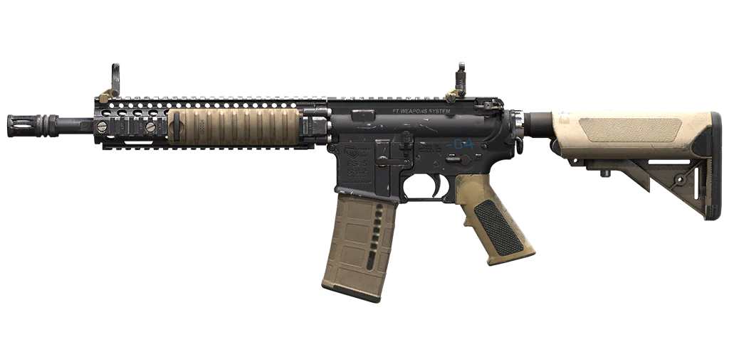 M4A1 in Warzone