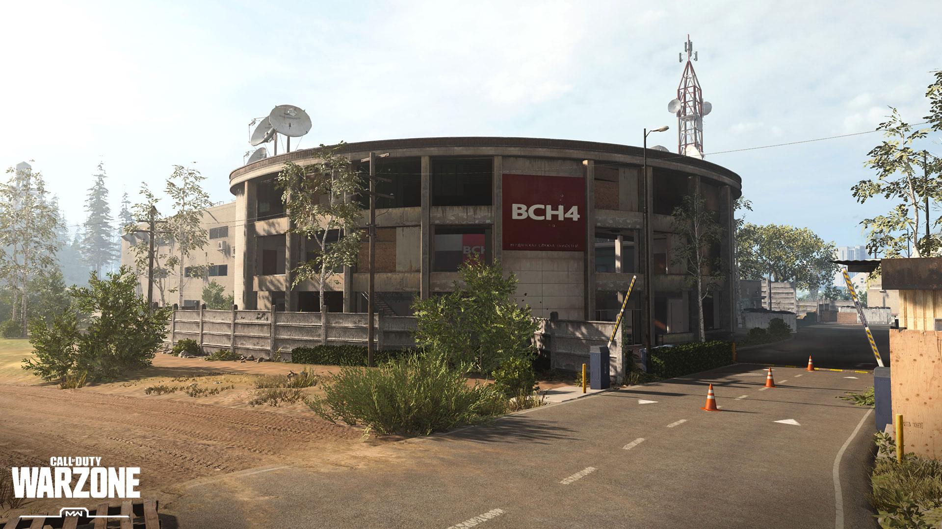 Warzone TV station