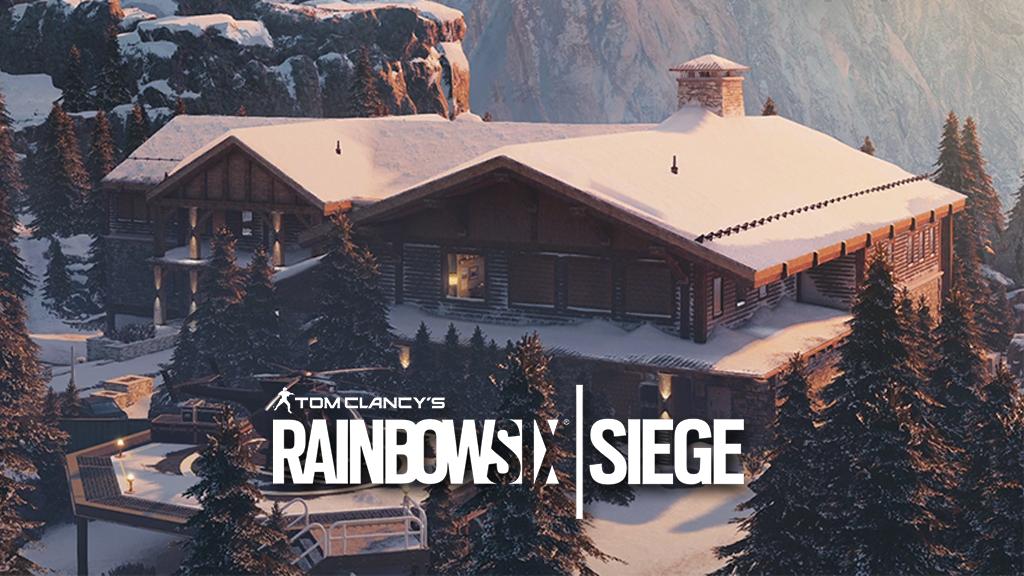 Chalet rework in Rainbow Six Siege Operation Shadow Legacy