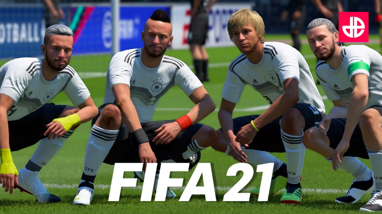 FIFA 21 Pro Clubs screenshot