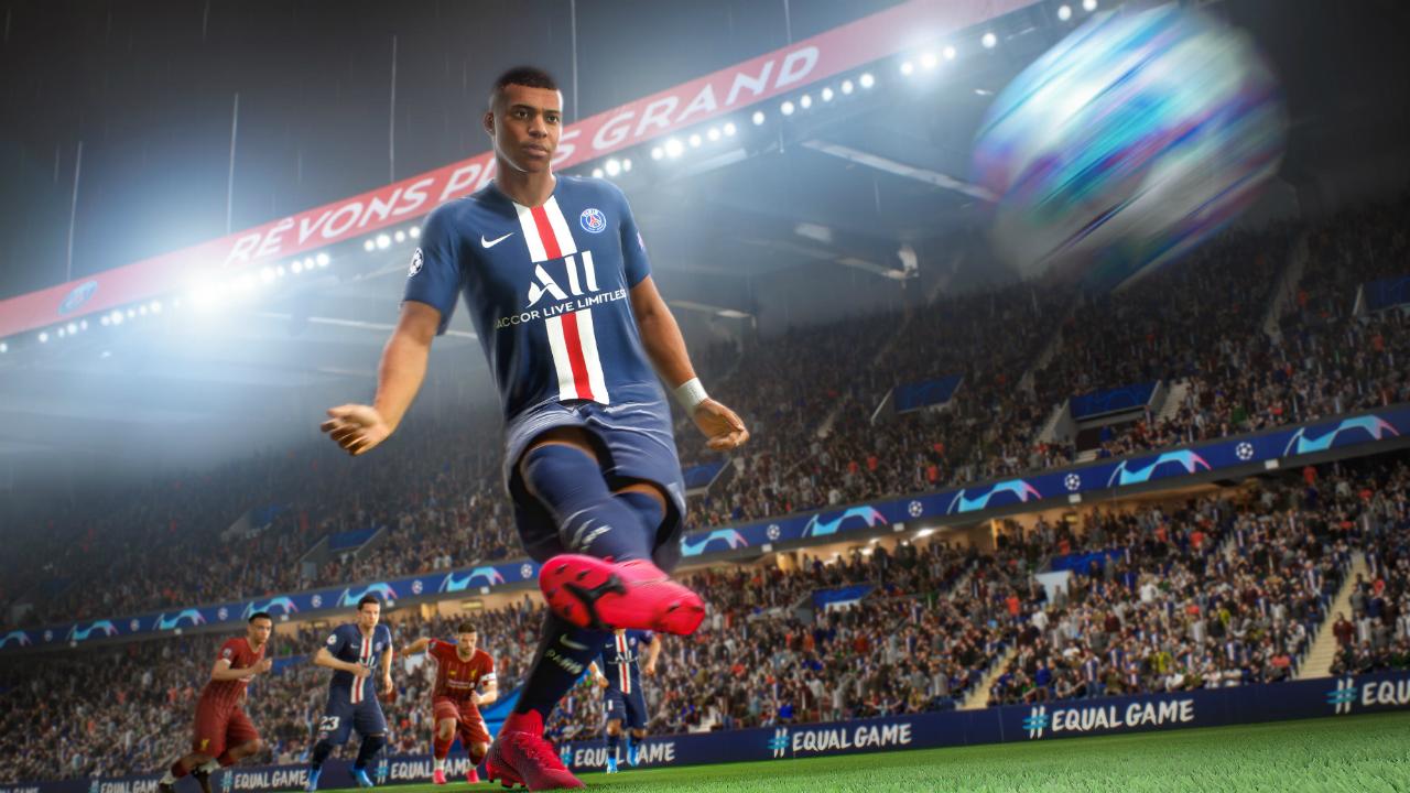 Mbappe FIFA 21