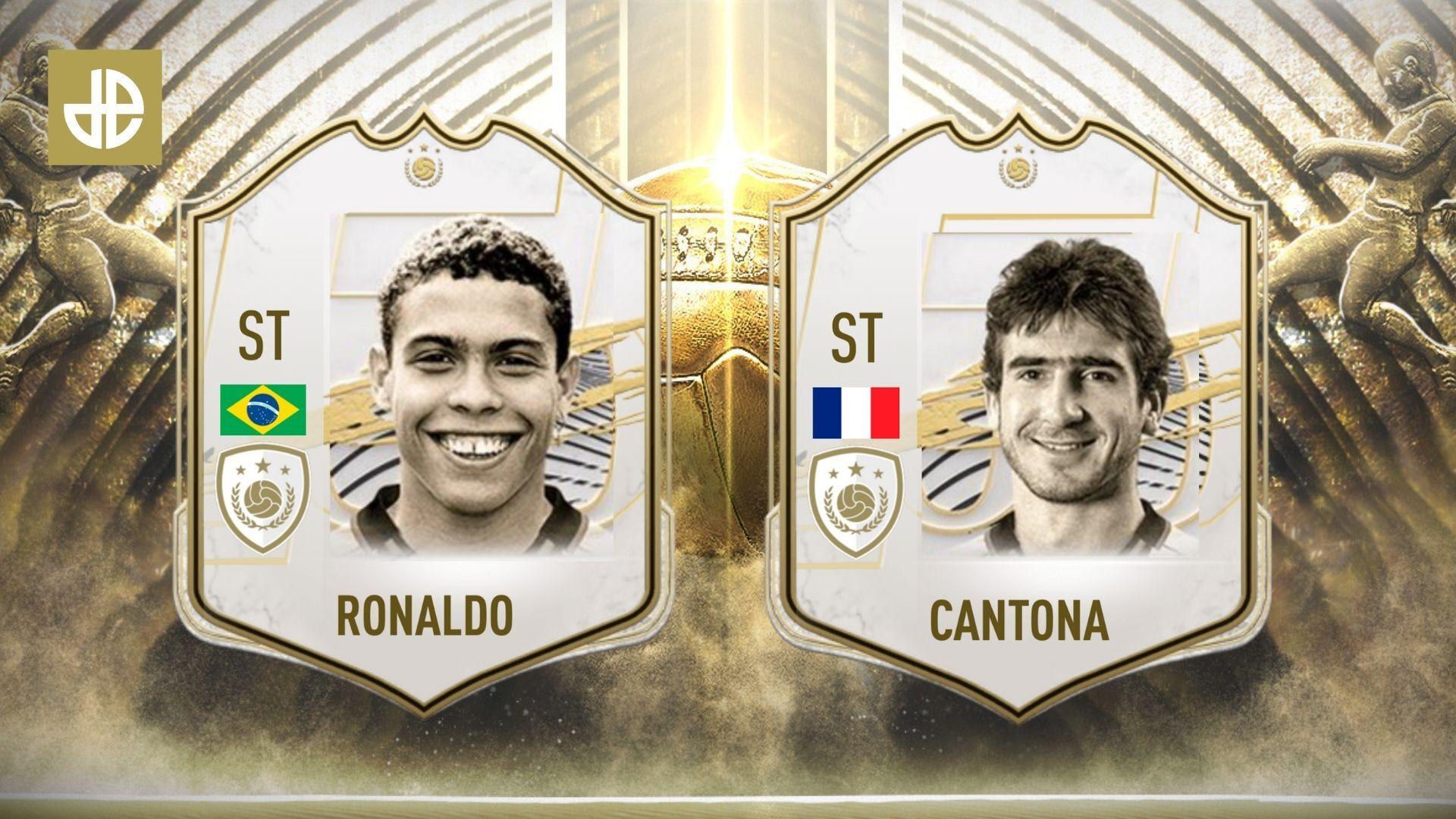 FIFA 21 Ultimate Team Free loan icons