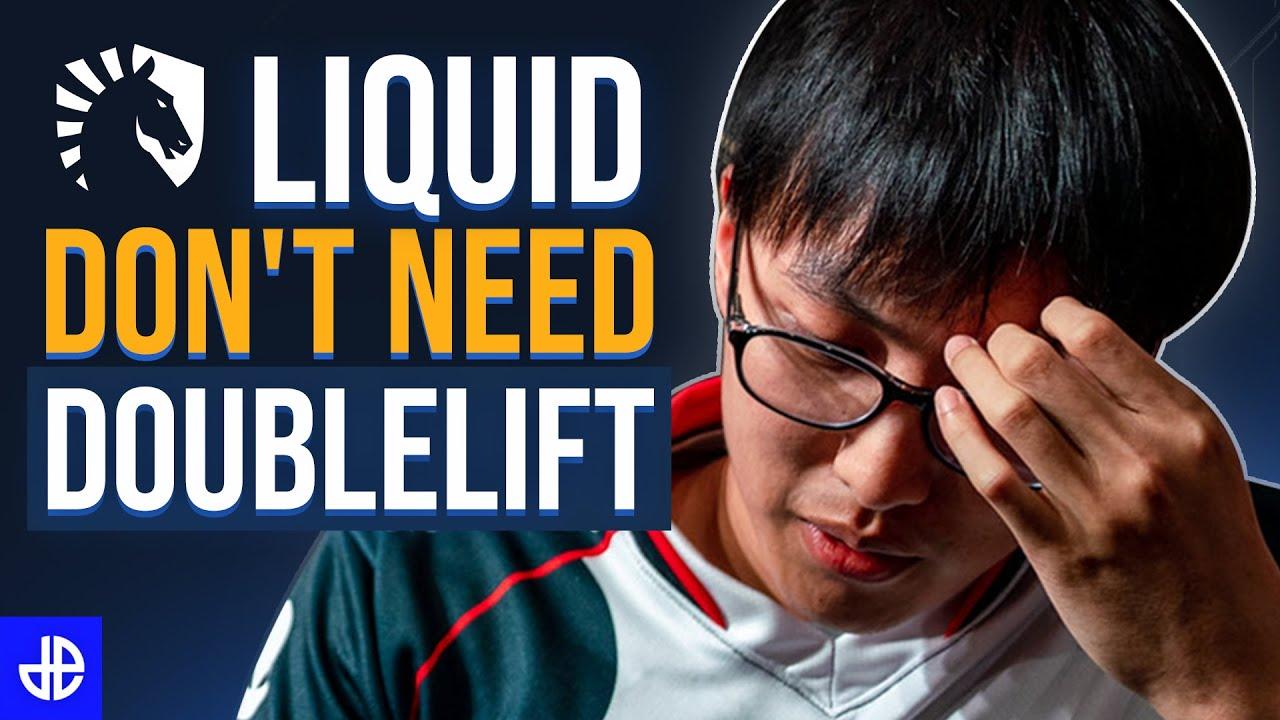 Liquid don't need Doublelift