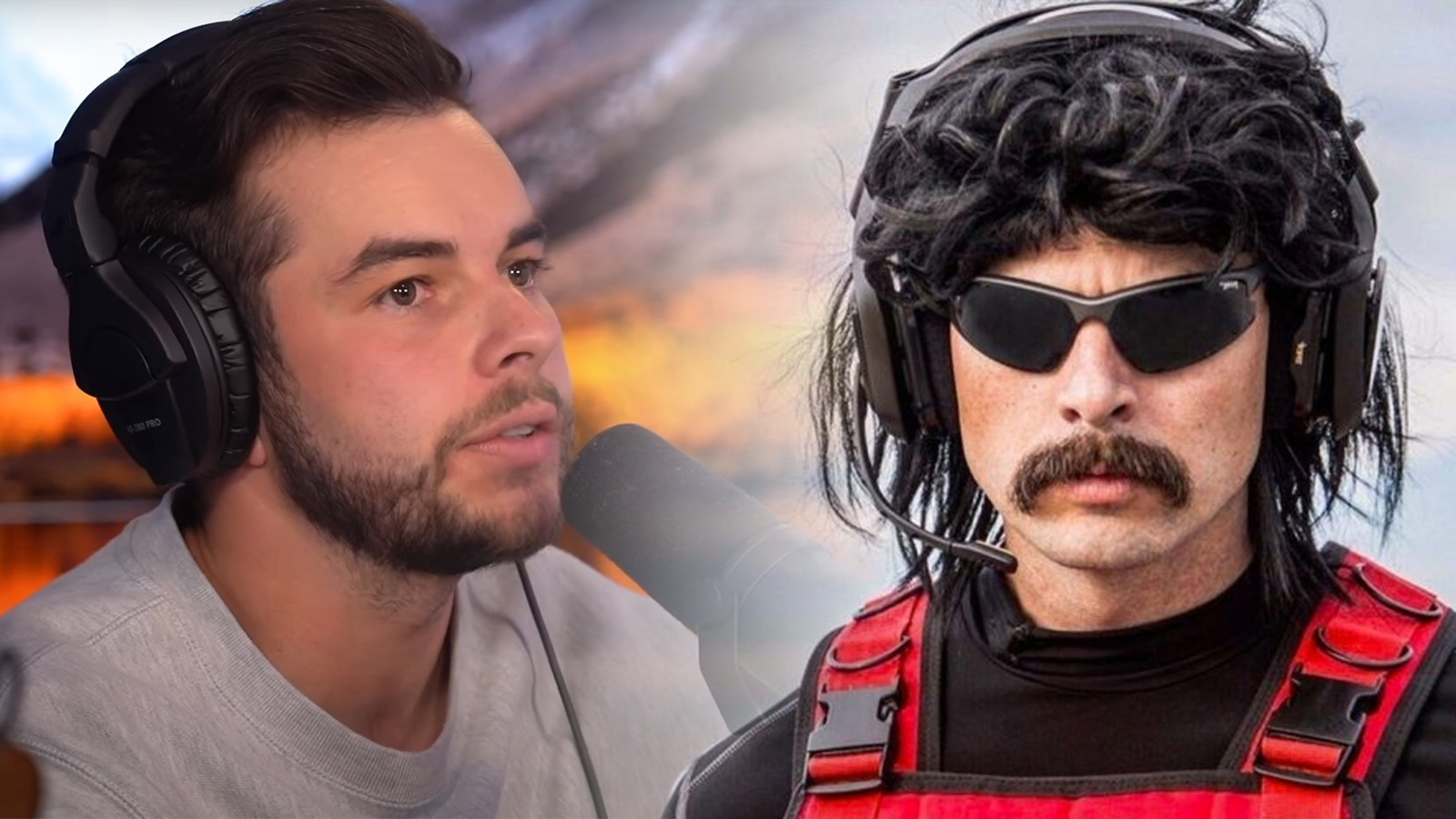 Nadeshot on Dr Disrespect's Twitch ban.