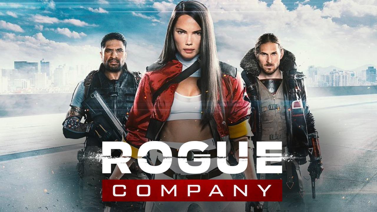 Rogue company characters