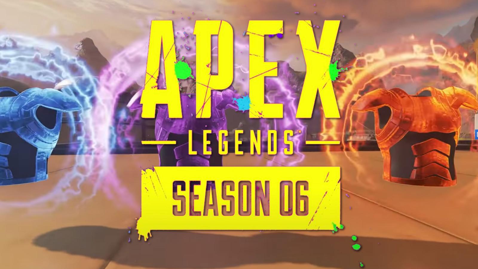 Armor in Apex Legends Season 6