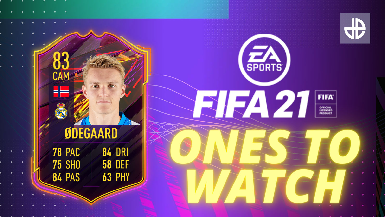 FIFA 21 Ones to Watch