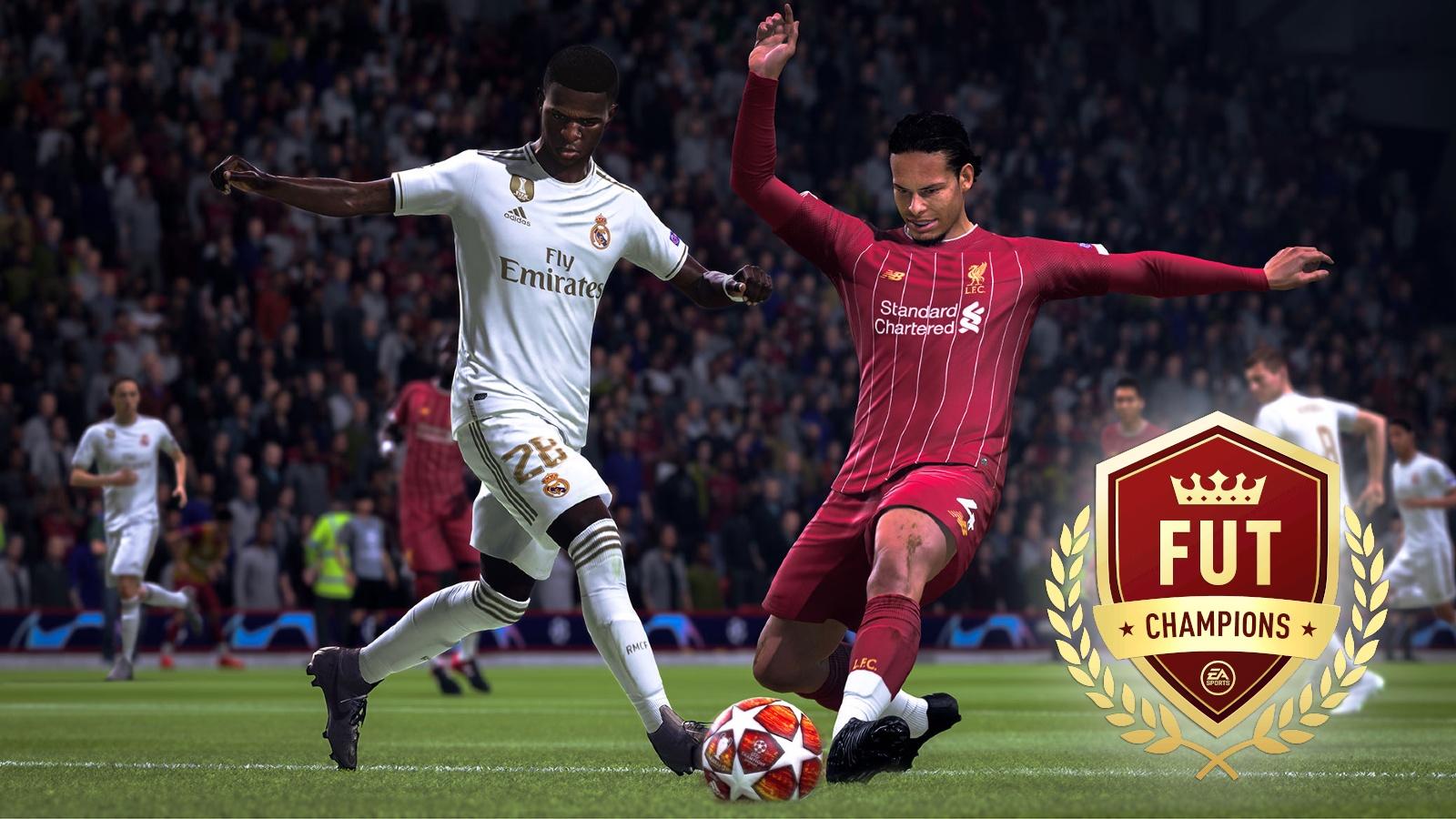 FIFA 21 FUT Champs logo