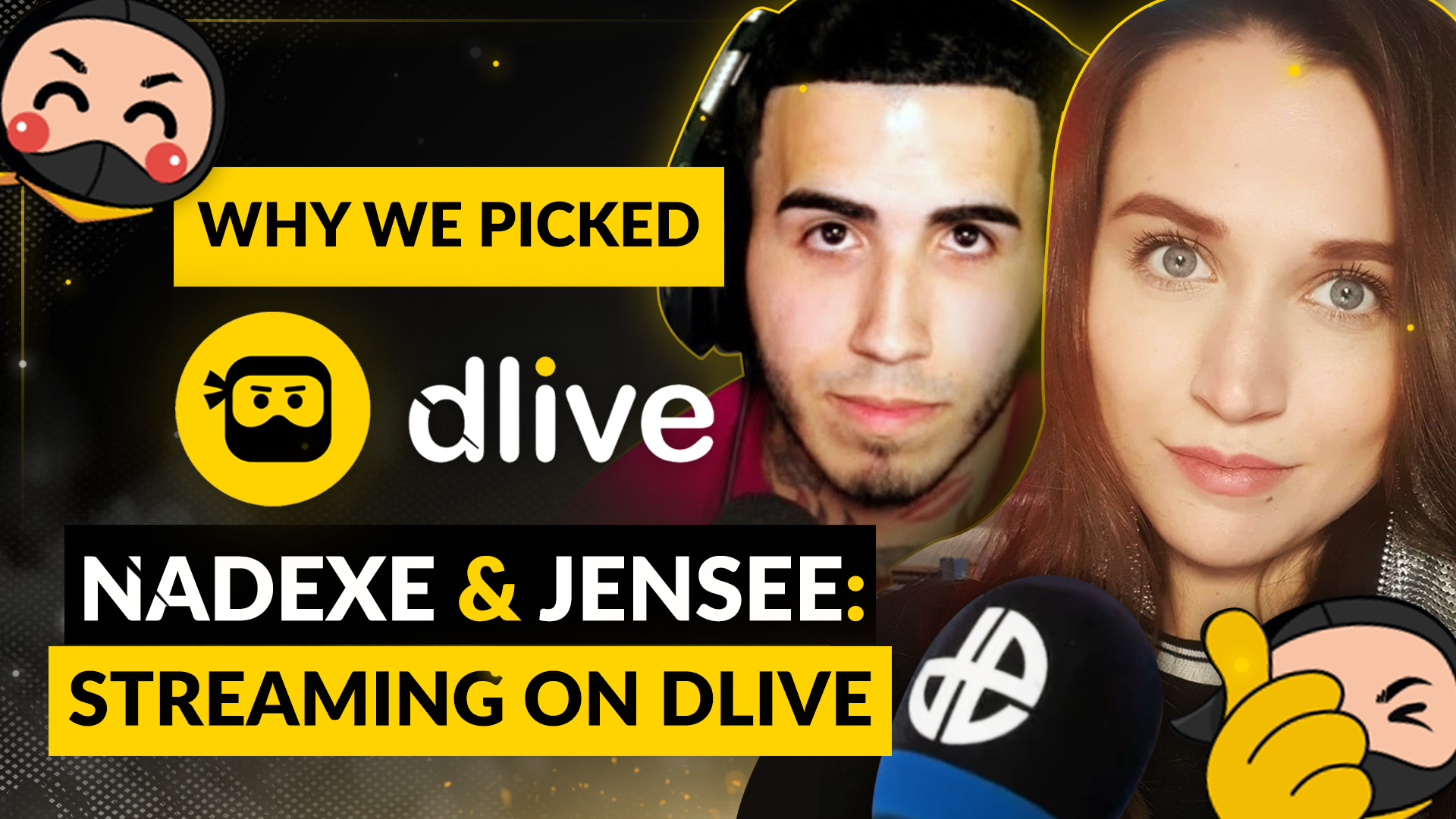 DLive streamers