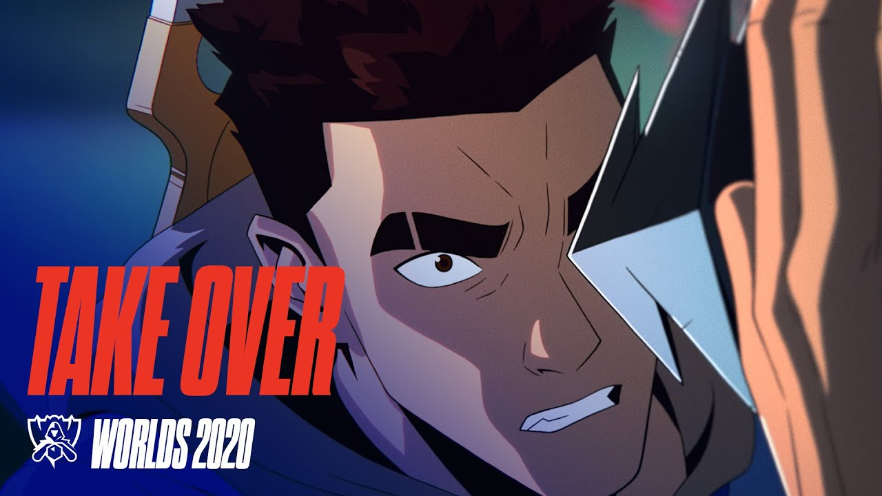 Take over graphic for Worlds 2020