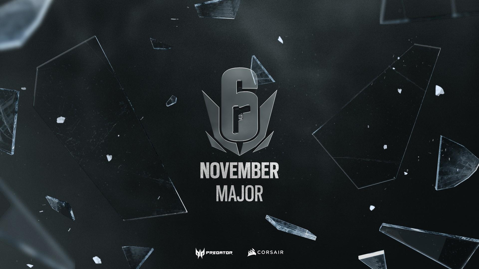 Rainbow Six: Siege Six November Major 2020