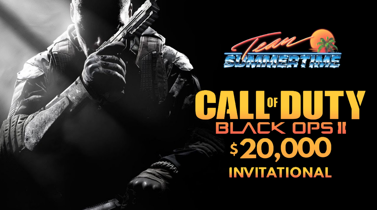Black Ops 2 throwback tournament