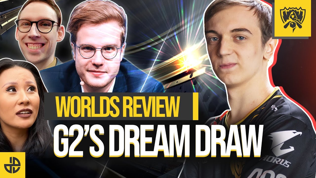 Worlds Review, G2s Dream Draw
