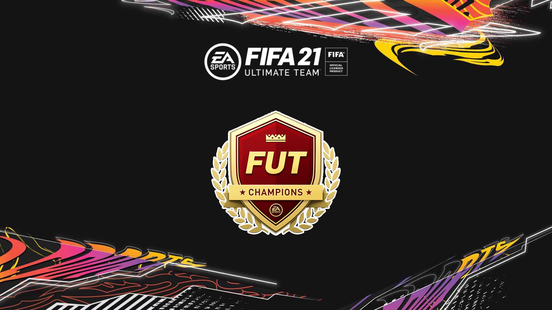 Fifa Ultimate Team FUT Champions FIFA 21 header