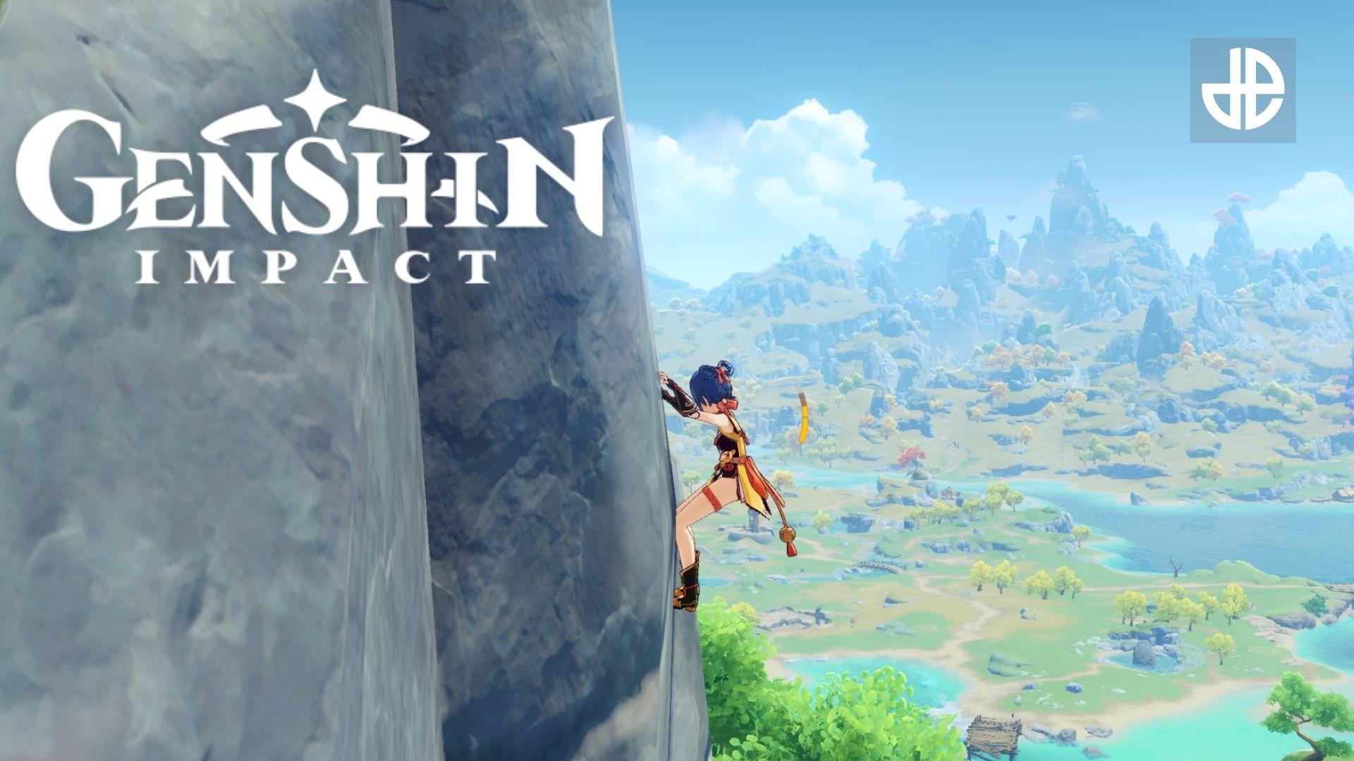 Genshin Impact unlimited stamina