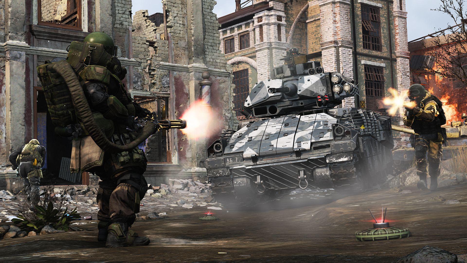 Modern Warfare Juggernaut