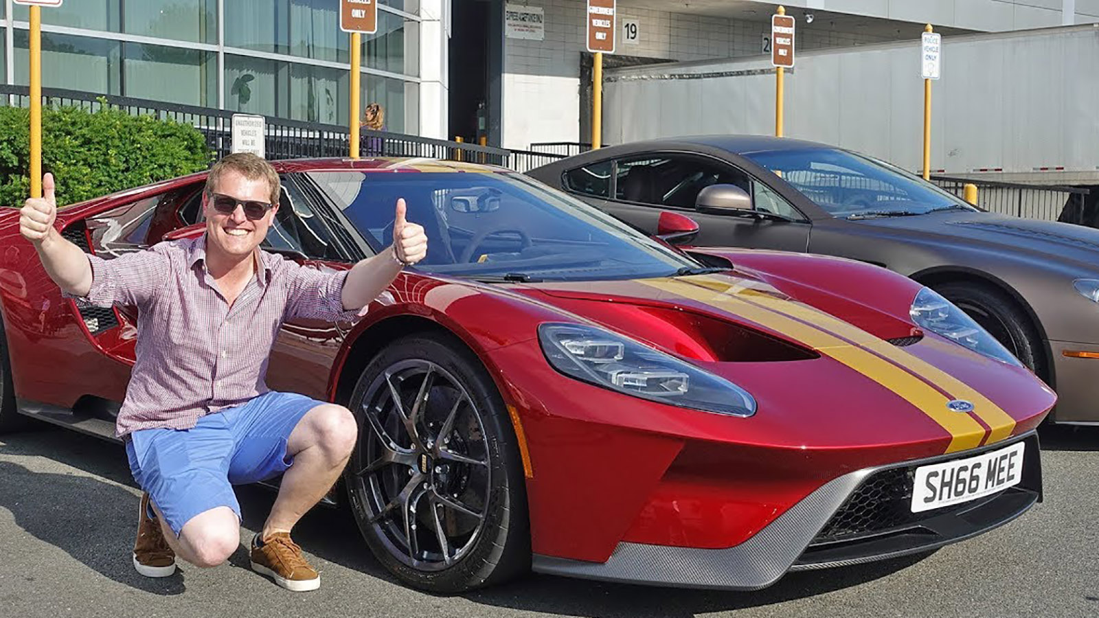 Shmee150 Ford GT costs