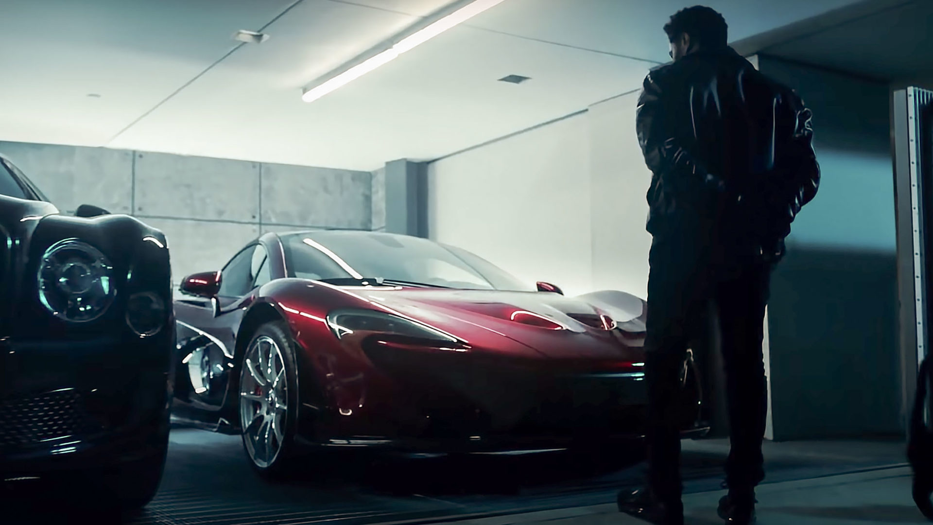 The Weeknd Car Collection