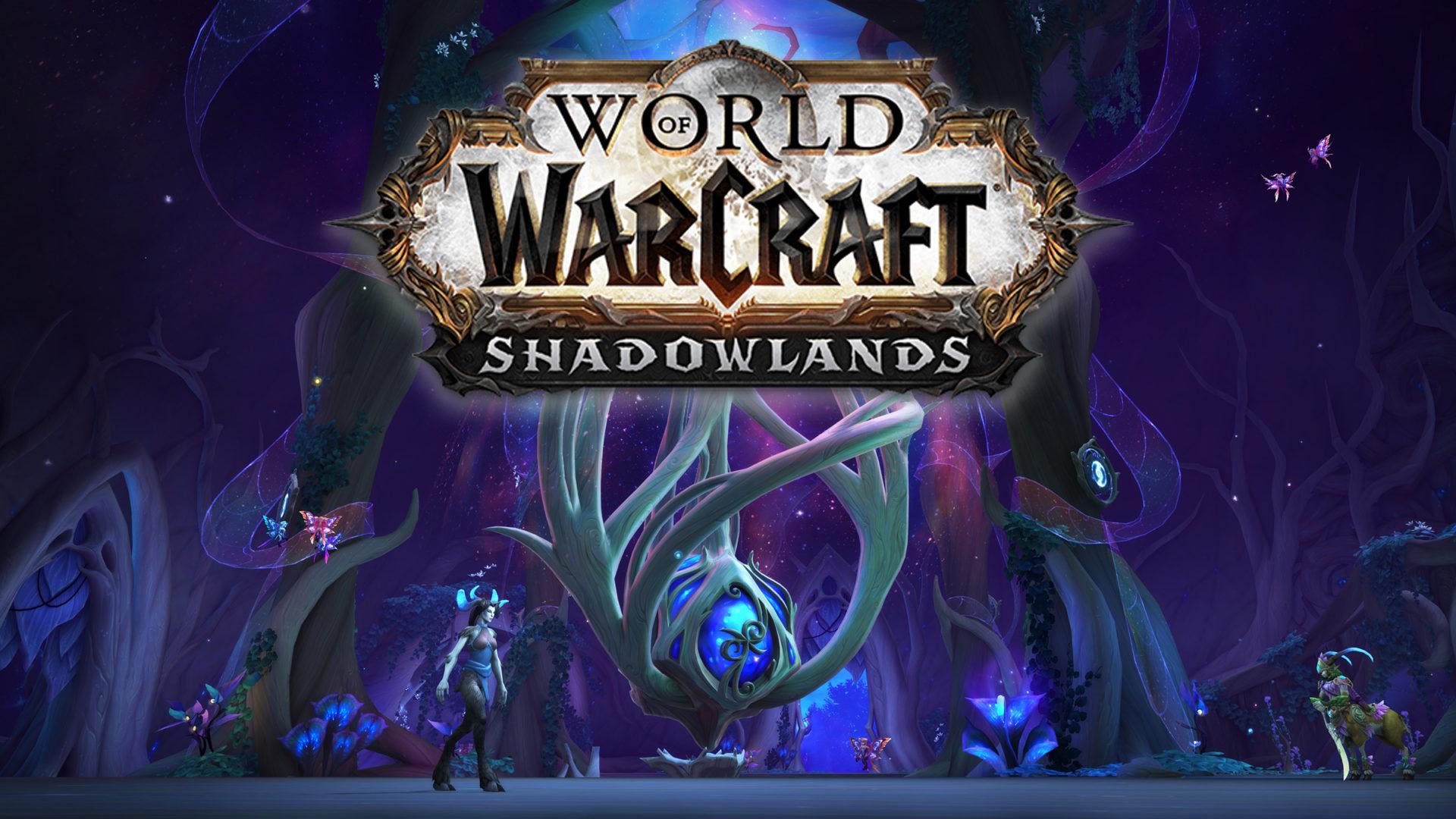 World of Warcraft Shadowlands Covenants