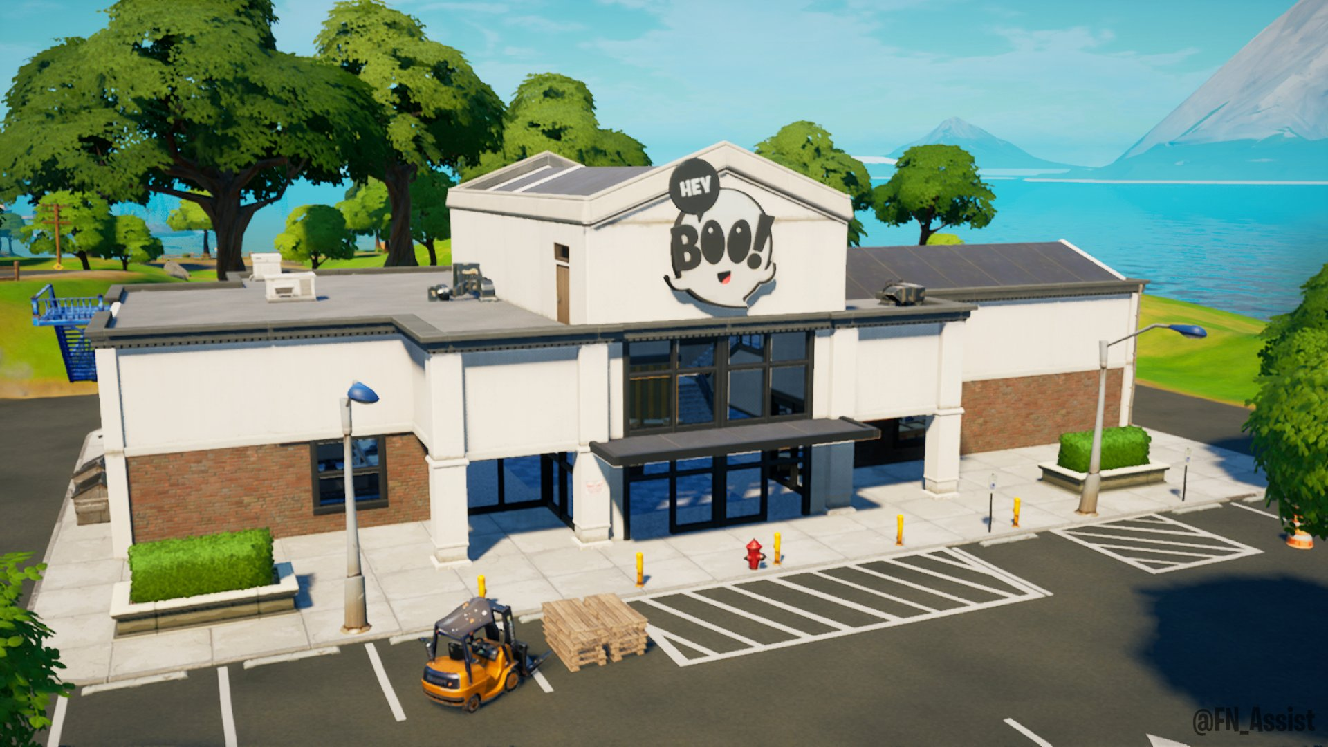 hey boo store in holly hedges