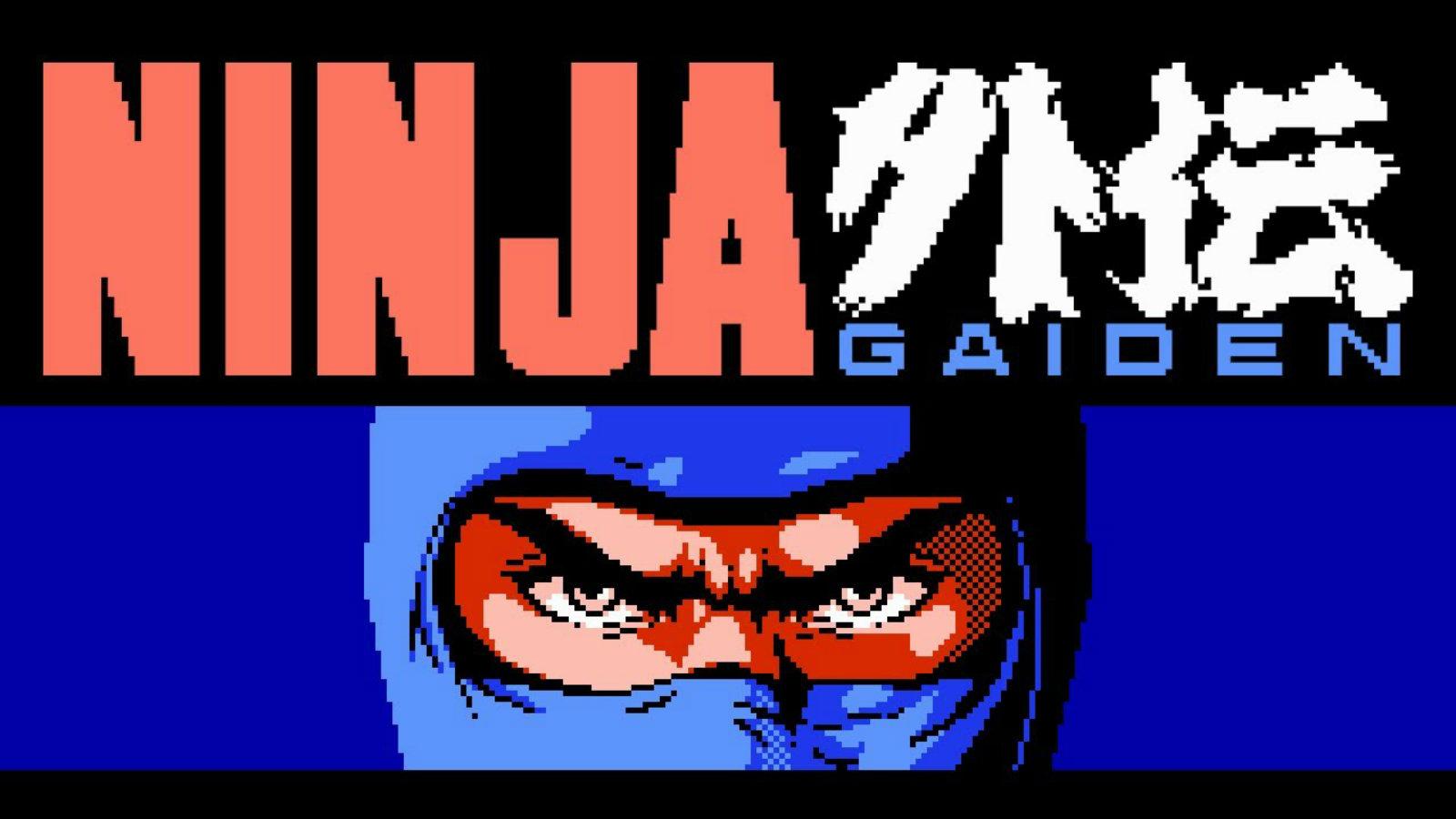 Ryu in Ninja Gaiden on NES