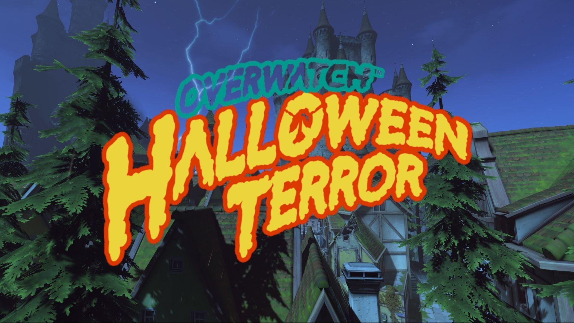 overwatch halloween terror 2020