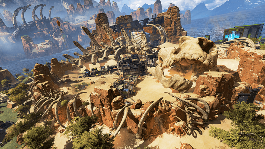 """Skull Town would make a perfect """"Arena"""" map in Apex Legends."""