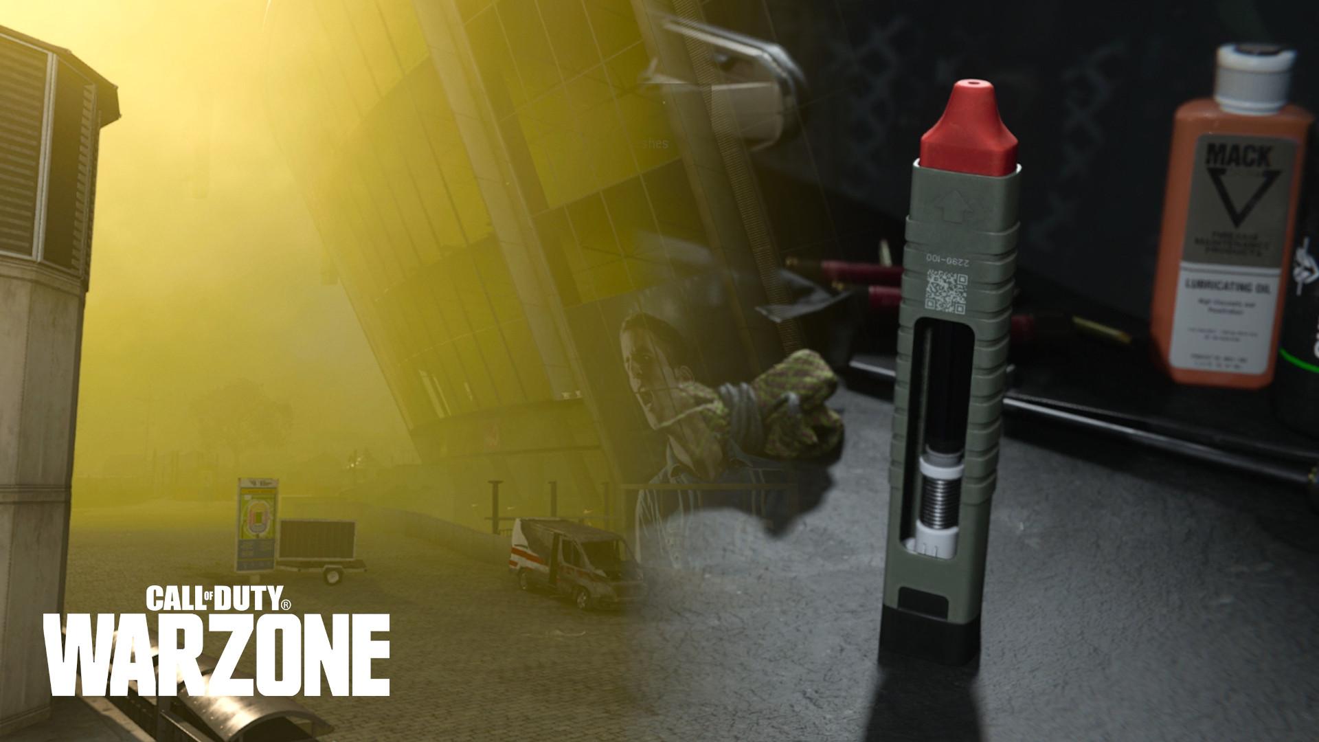 warzone unlimited stim glitch