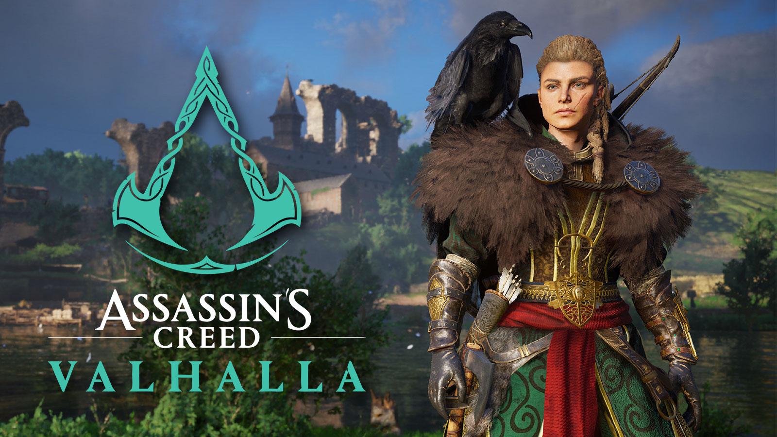 AC Valhalla Raven guide