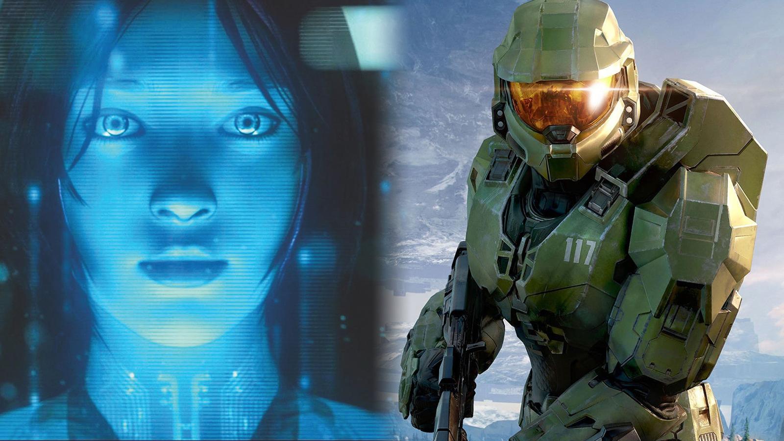 Cortana Halo TV series