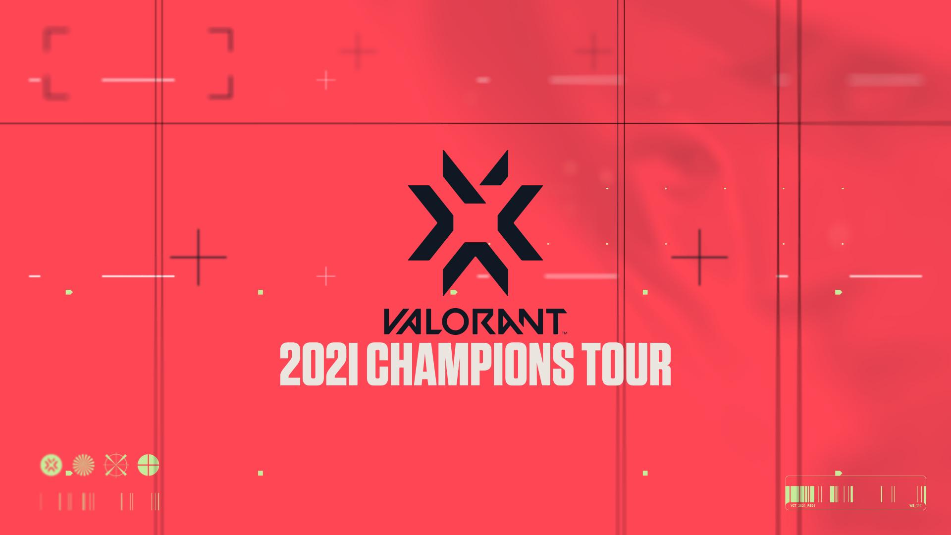 Valorant Champions Tour header