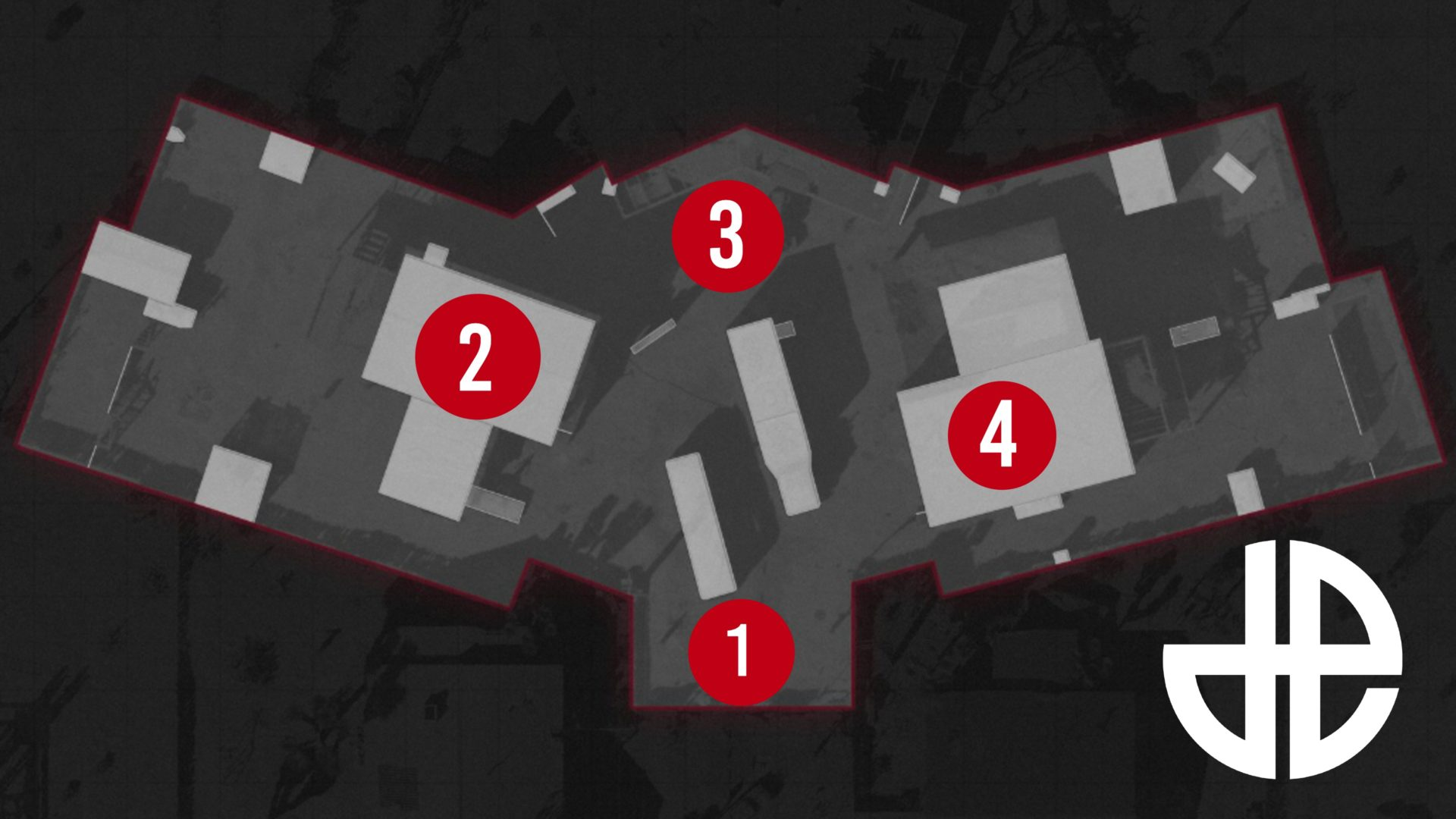 Nuketown '84 hardpoint rotations in Black Ops Cold War