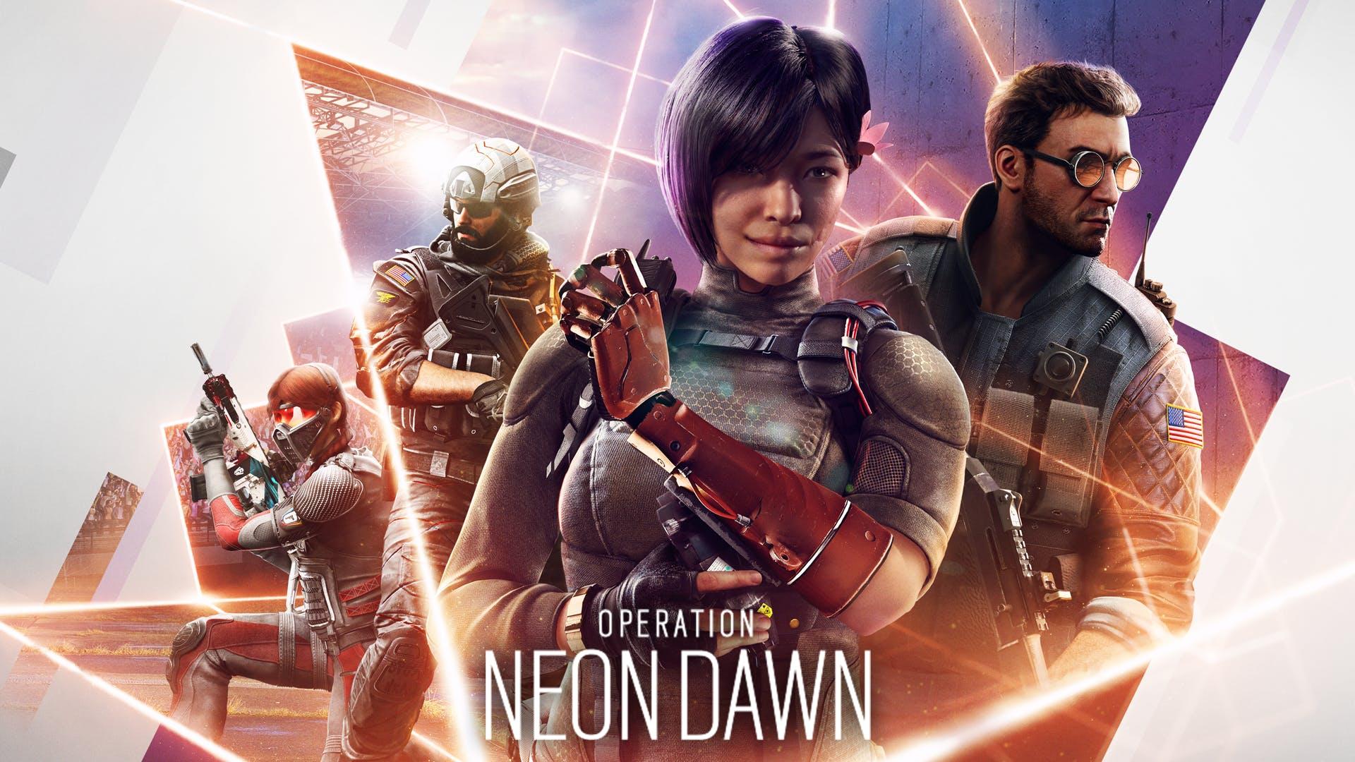 Operation Neon Dawn Rainbow Six Siege