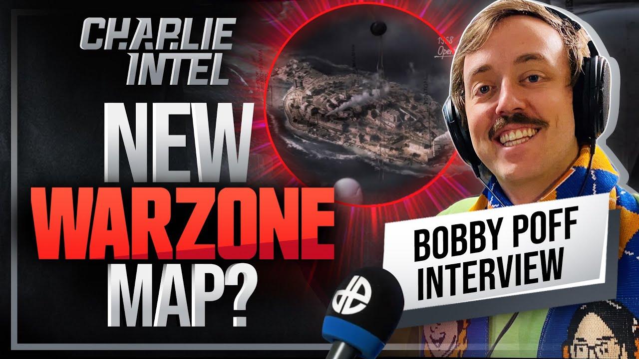 Bobby Poff in Charlie Intel Podcast
