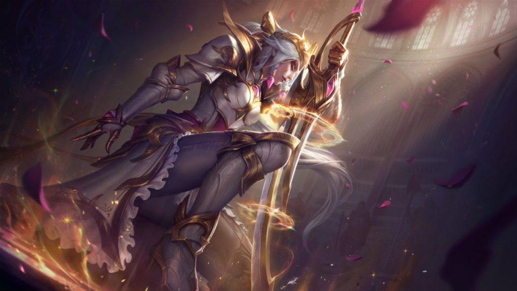 Battle Queen Diana Prestige Edition in League of Legends