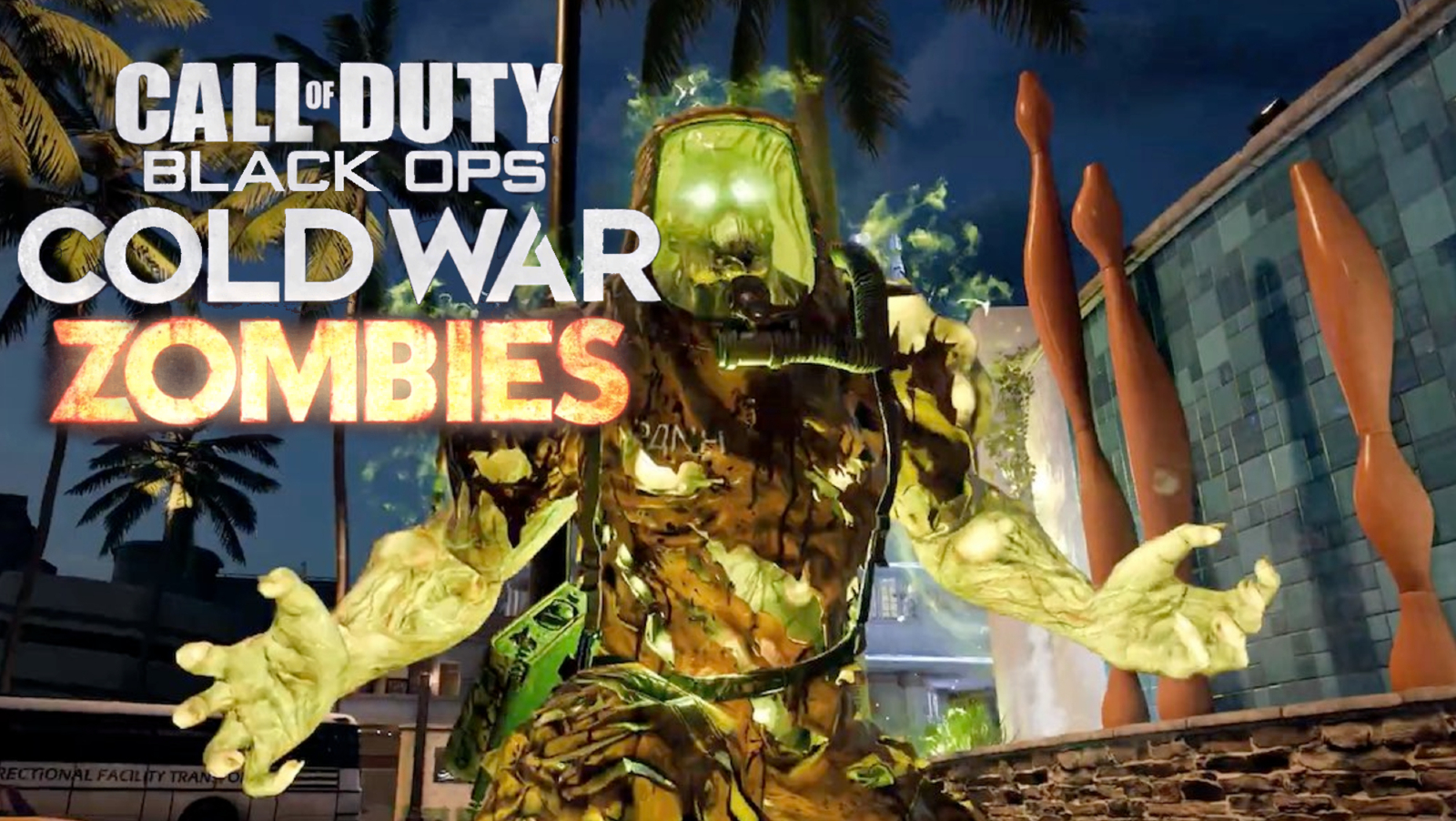 Call of Duty BOCW Zombies
