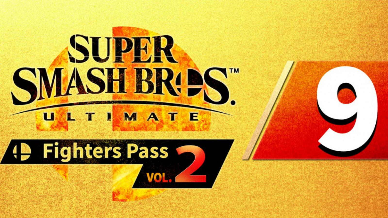 Smash Ultimate DLC pack 9