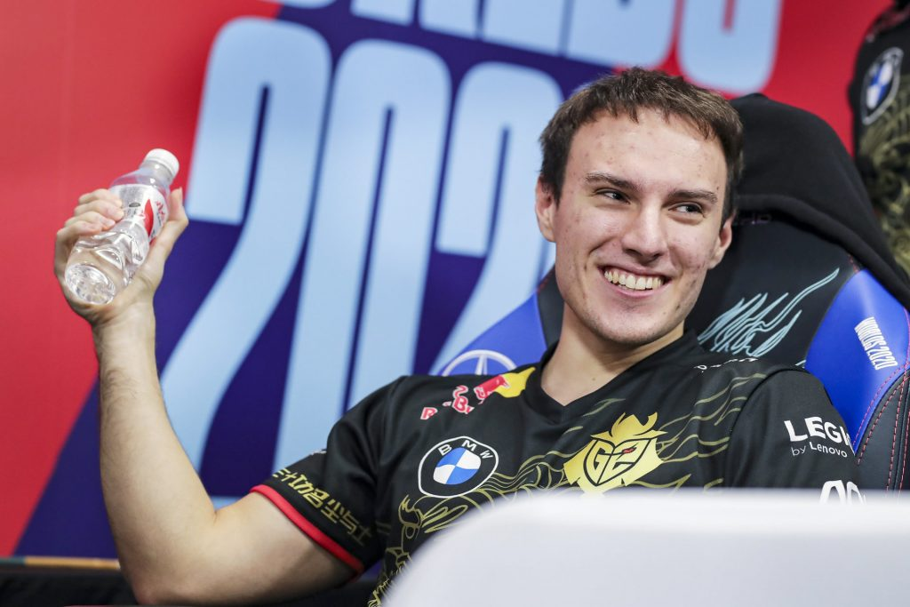 Despite a day-one loss, Perkz has high hopes for Cloud9 in 2021.