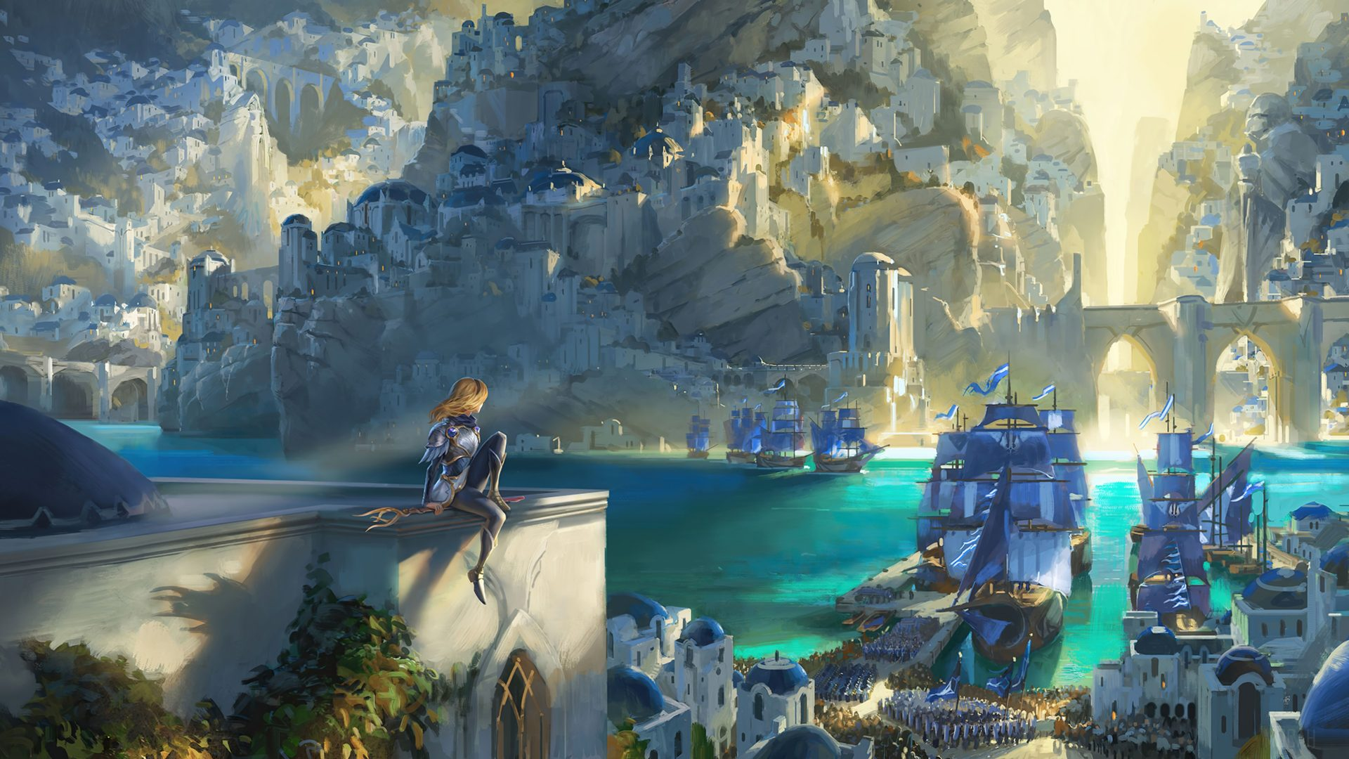 Riot's newly-announced MMORPG title offers a world of possibility.