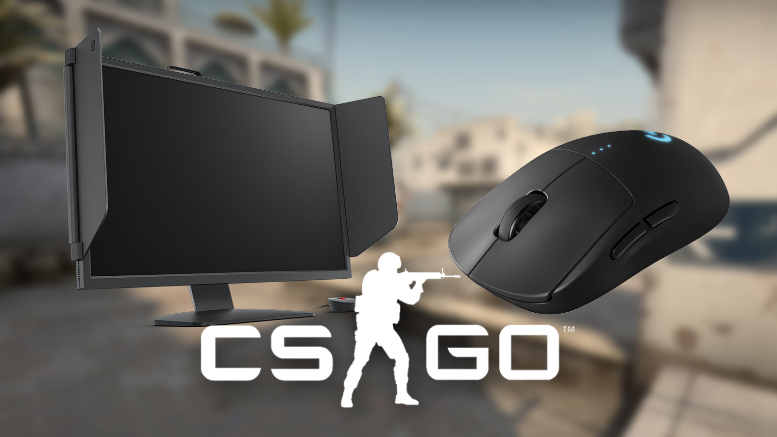 csgo best mouse keyboard monitor