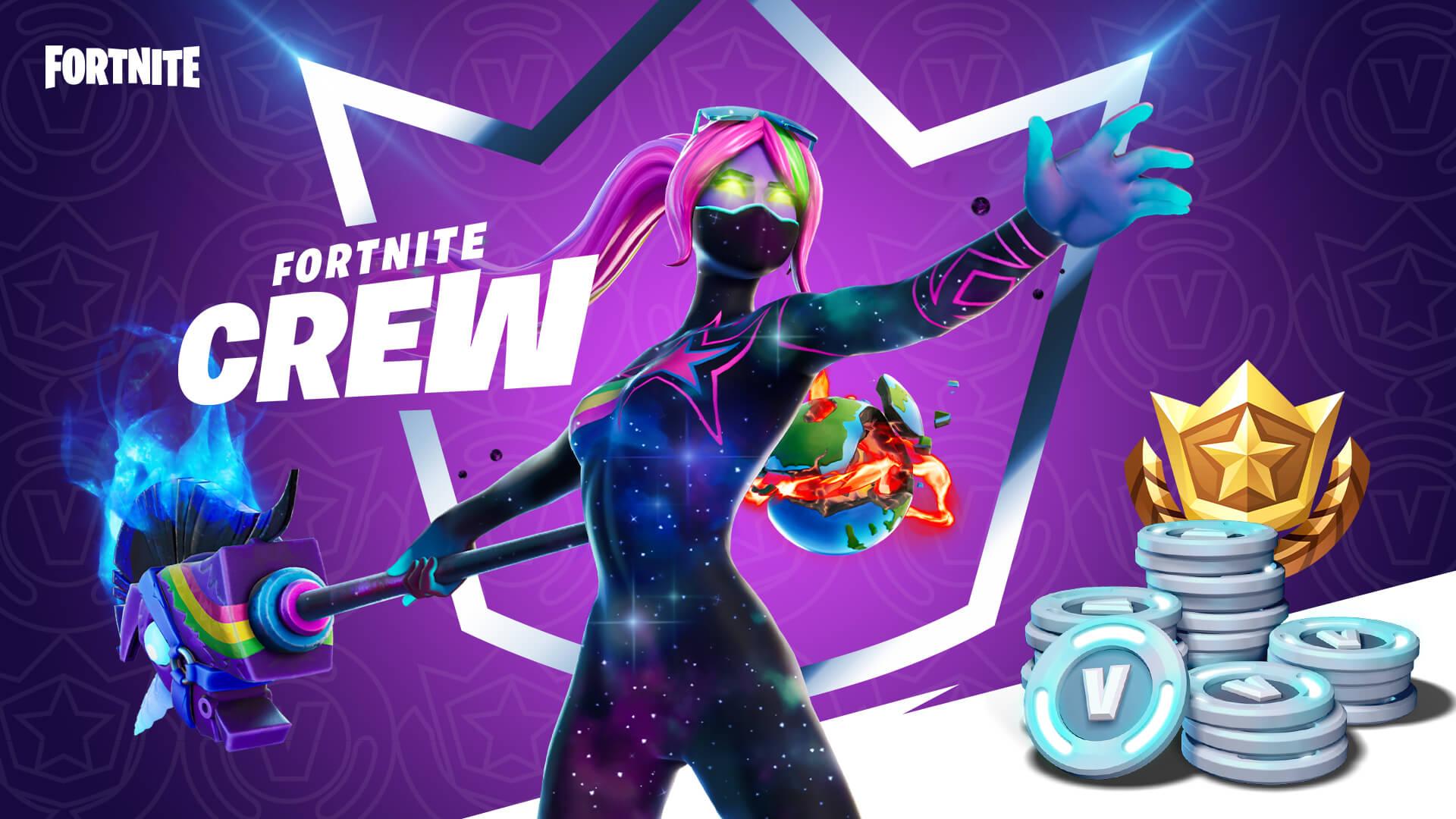 Fortnite Crew image